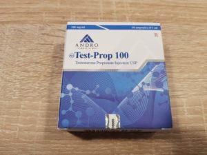 Andromedica Test-Prop 100 (testosterone propionate)