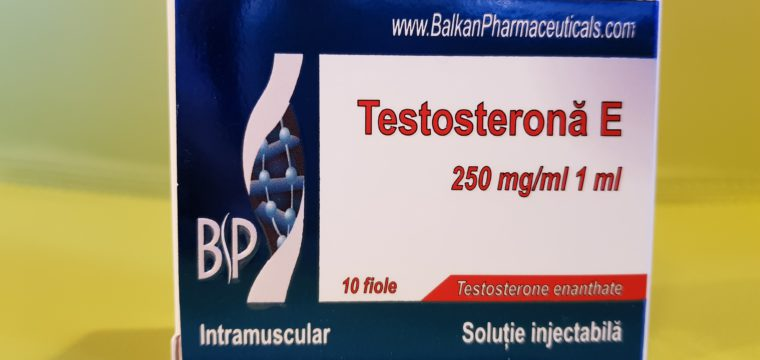 Balkan Pharmaceuticals Testosterone E Dosage Quantification Lab Results [PDF]