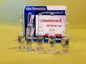 Balkan Pharma Testosterone E