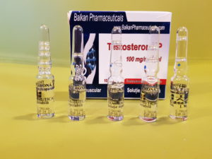 Balkan Pharmaceuticals Testosterone Propionate