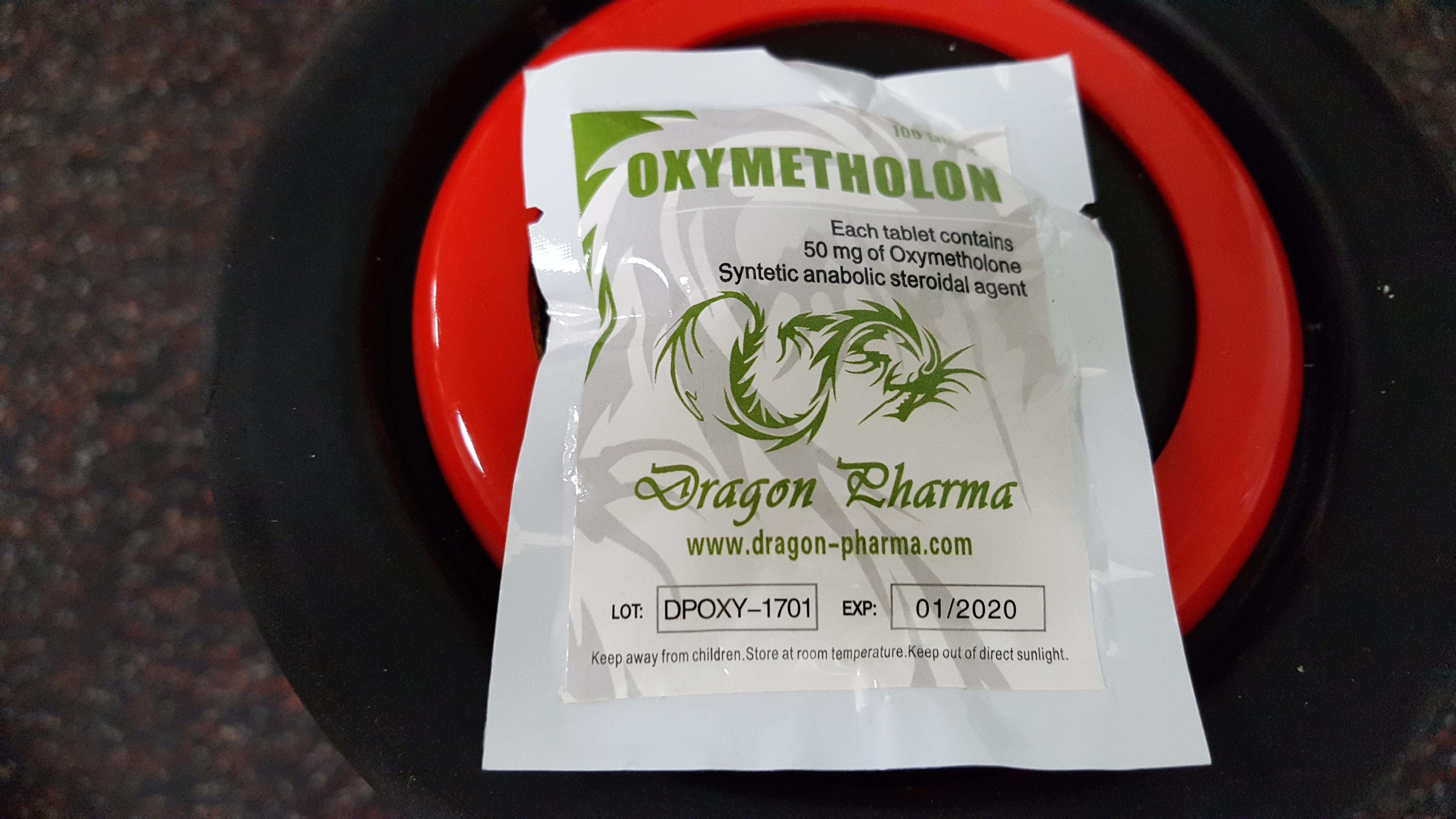 Oxymetholone jx 60