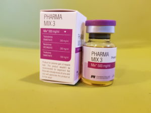 Pharmacom Labs Pharma Mix 3