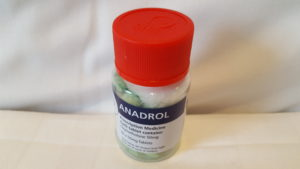 SIS Laboratories Anadrol