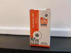 SIS Laboratories Parabolan 100
