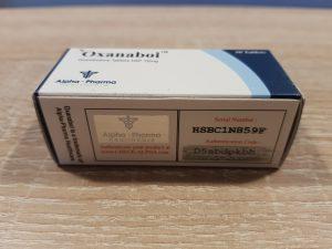 Alpha Pharma Oxanabol