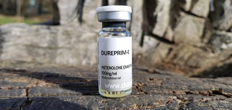 Dure Pharma Dureprim-E Lab Test Results