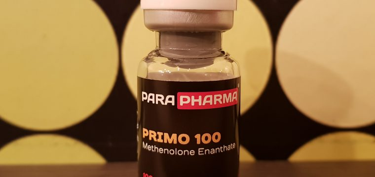 ParaPharma Primo 100 Dosage Quantification Lab Results [PDF]