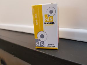 SIS Laboratories NPP 100 (nandrolone phenylpropionate)