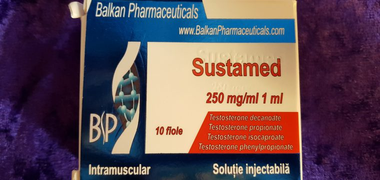Balkan Pharma Sustamed Dosage Quantification Lab Results [PDF]