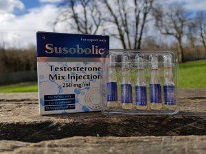 Cooper Pharma Susobolic (testosterone blend)