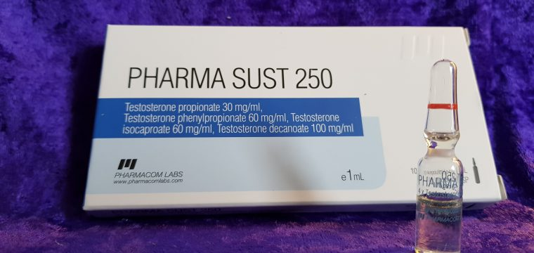 Pharmacom Labs PHARMA Sust 250 Lab Test Results
