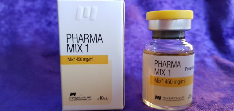 Pharmacom Labs Pharma Mix 1 Lab Test Results