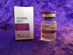 Pharmacom Labs PHARMA Mix 4 (testosterone and nandrolone ester blend)