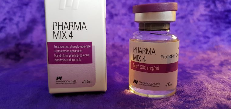 Pharmacom Labs PHARMA Mix 4 Lab Test Results