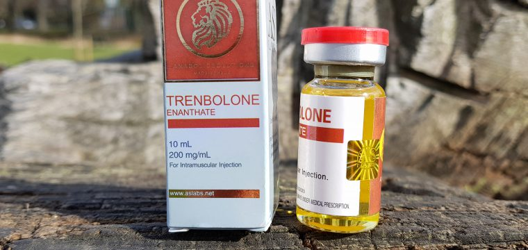 AS Labs Trenbolone Enanthate Dosage Quantification Lab Results [PDF]