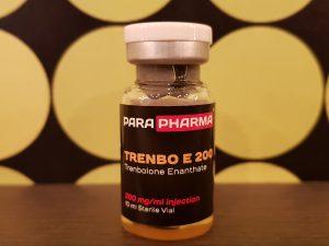 ParaPharma Trenbo 200 (trenbolone enanthate)