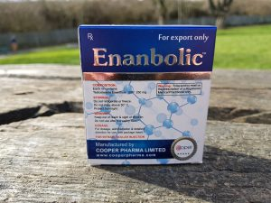 Cooper Pharma Enanbolic