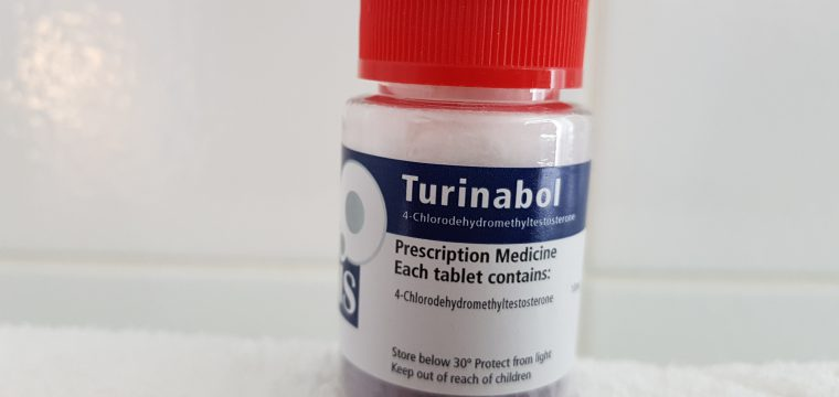 SIS Laboratories Turinabol Dosage Quantification Lab Results [PDF]