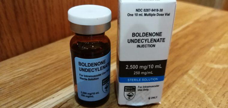 Hilma Biocare Boldenone Undecylenate Lab Test Results