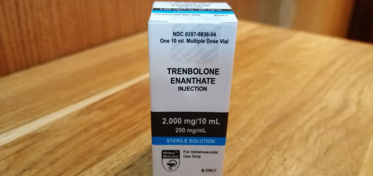 Hilma Biocare Trenbolone Enanthate Dosage Quantification Lab Results [PDF]