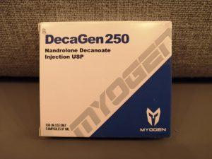 MyoGen DecaGen 250 (nandrolone decanoate)