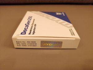 MyoGen DecaGen 250