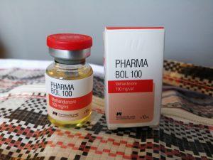 Pharmacom Labs PHARMA Bol 100 (methandienone)