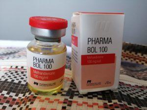 Pharmacom Labs PHARMA Bol 100 (Dianabol)