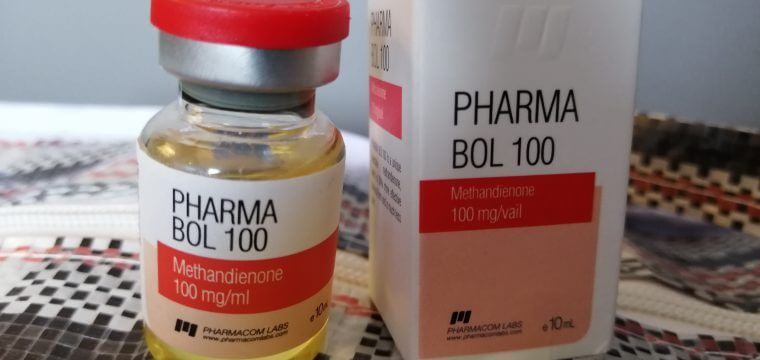 Pharmacom Labs PHARMA Bol 100 Lab Test Results
