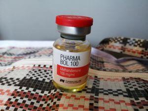 Pharmacom Labs PHARMA Bol 100 (methandienone aka Dianabol)